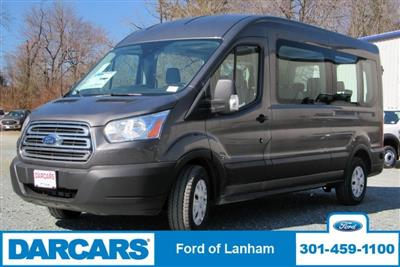 2019 Transit 350 Med Roof 4x2,  Passenger Wagon #299015 - photo 3