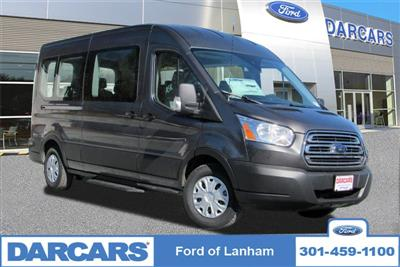 2019 Transit 350 Med Roof 4x2,  Passenger Wagon #299015 - photo 1