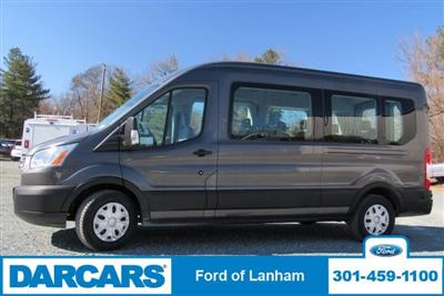 2019 Transit 350 Med Roof 4x2,  Passenger Wagon #299015 - photo 4