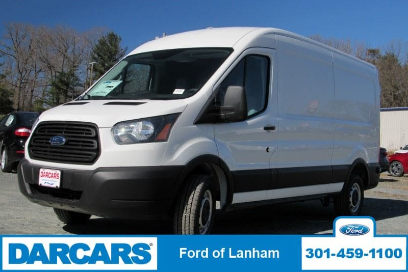 2019 Transit 250 Med Roof 4x2,  Empty Cargo Van #299016 - photo 4