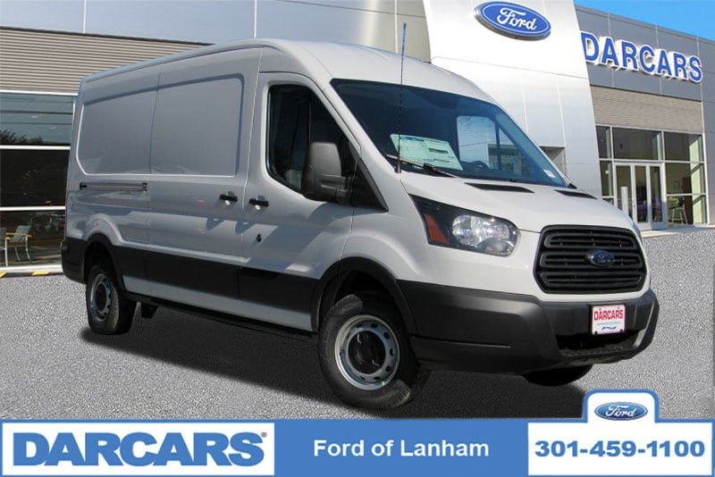 2019 Transit 250 Med Roof 4x2,  Empty Cargo Van #299016 - photo 1
