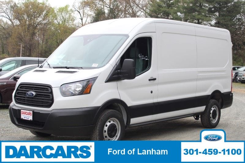 2019 Transit 250 Med Roof 4x2,  Empty Cargo Van #299038 - photo 3