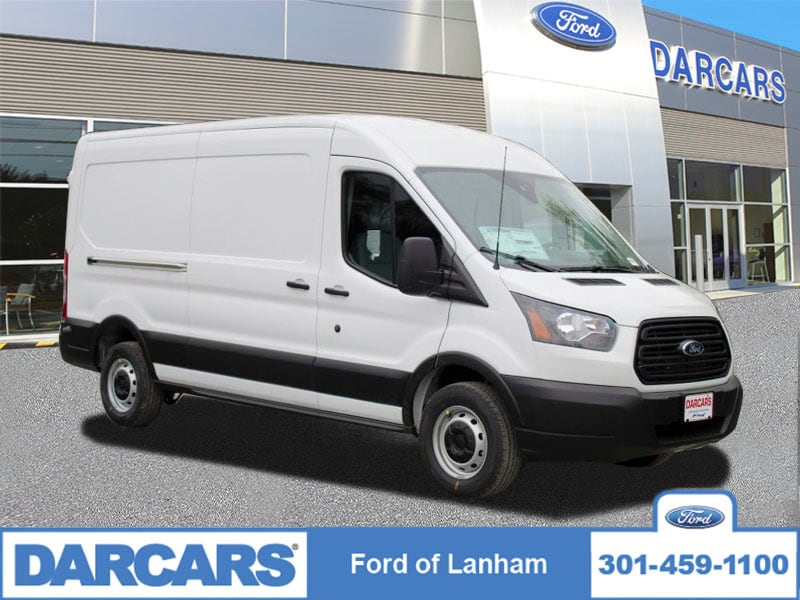 2019 Transit 250 Med Roof 4x2,  Empty Cargo Van #299038 - photo 1