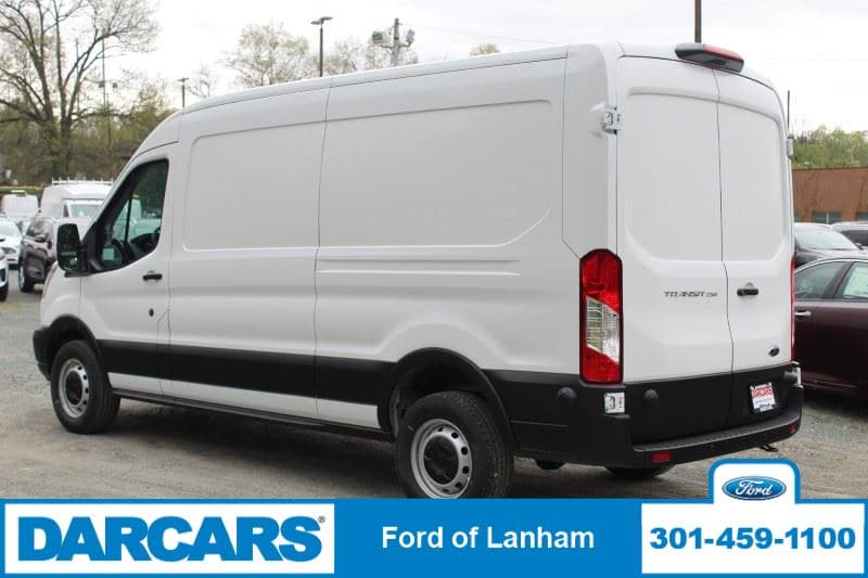 2019 Transit 250 Med Roof 4x2,  Empty Cargo Van #299038 - photo 4