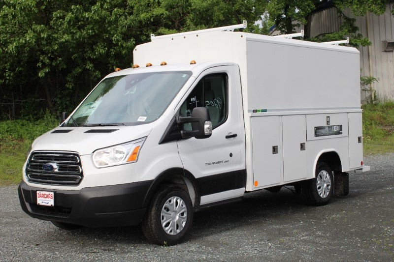 2019 Transit 350 4x2, Reading Aluminum CSV Service Utility Van #299044 - photo 3