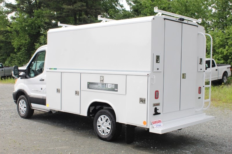 2019 Transit 350 4x2, Reading Aluminum CSV Service Utility Van #299044 - photo 4