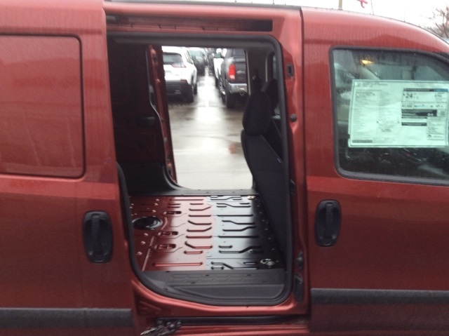 2018 ProMaster City FWD,  Empty Cargo Van #18R105 - photo 12