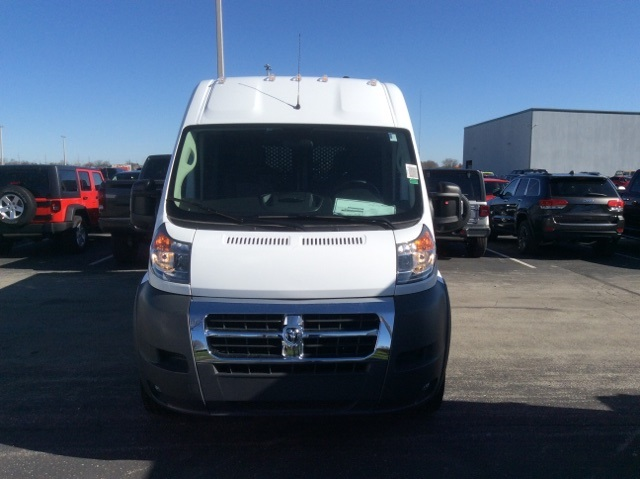 2018 ProMaster 3500 High Roof 4x2,  Empty Cargo Van #18R108 - photo 4