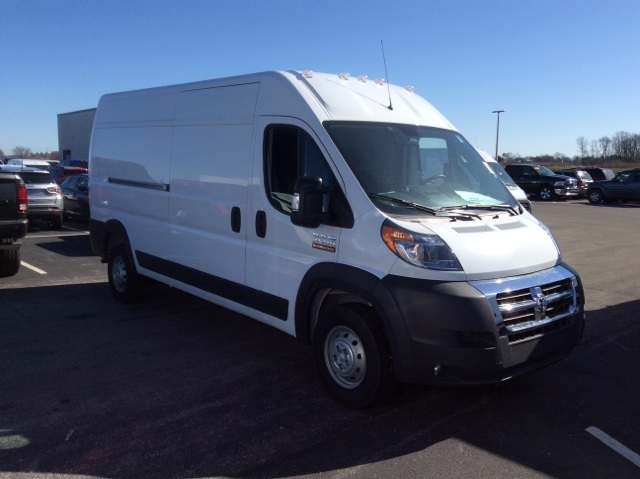 2018 ProMaster 3500 High Roof 4x2,  Empty Cargo Van #18R108 - photo 5