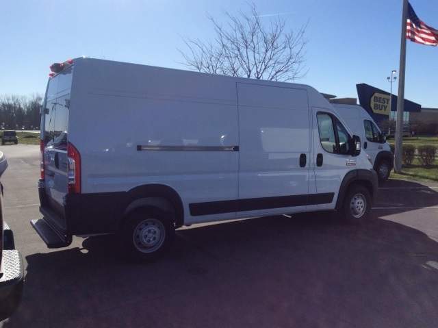 2018 ProMaster 3500 High Roof, Cargo Van #18R108 - photo 7