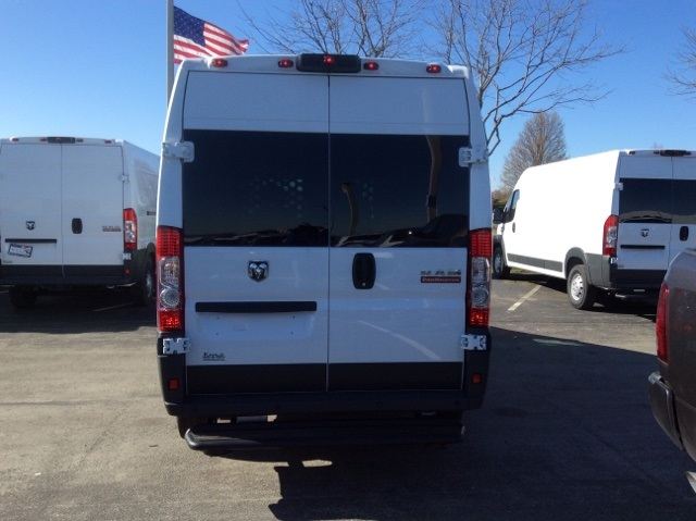2018 ProMaster 3500 High Roof 4x2,  Empty Cargo Van #18R108 - photo 8