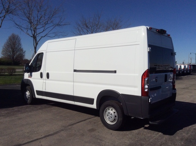 2018 ProMaster 3500 High Roof 4x2,  Empty Cargo Van #18R108 - photo 9