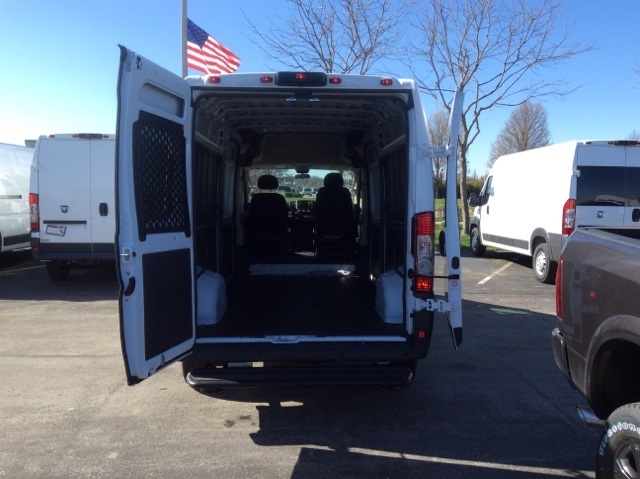 2018 ProMaster 3500 High Roof FWD,  Empty Cargo Van #18R108 - photo 2