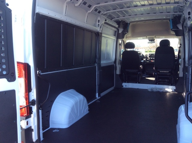 2018 ProMaster 3500 High Roof FWD,  Empty Cargo Van #18R108 - photo 51