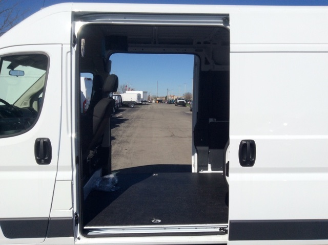2018 ProMaster 3500 High Roof FWD,  Empty Cargo Van #18R108 - photo 55