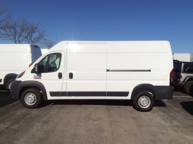 2018 ProMaster 2500 High Roof, Cargo Van #18R111 - photo 8
