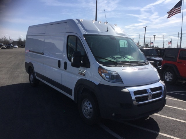 2018 ProMaster 3500 High Roof FWD,  Kargo Master Upfitted Cargo Van #18R167 - photo 4