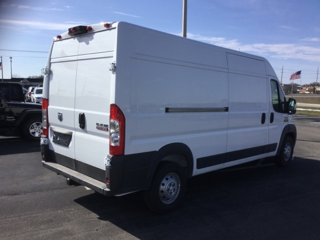 2018 ProMaster 3500 High Roof FWD,  Kargo Master Upfitted Cargo Van #18R167 - photo 6