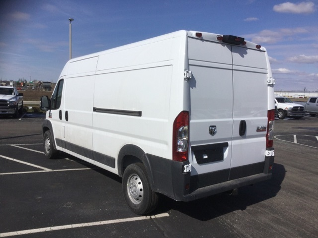 2018 ProMaster 3500 High Roof FWD,  Kargo Master Upfitted Cargo Van #18R167 - photo 8