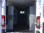 2018 ProMaster 3500 High Roof FWD,  Kargo Master Upfitted Cargo Van #18R167 - photo 1