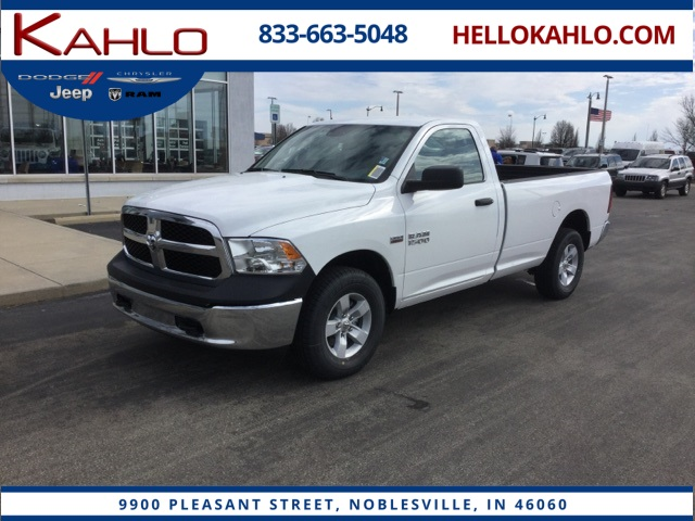 2018 Ram 1500 Regular Cab 4x4, Pickup #18R198 - photo 1