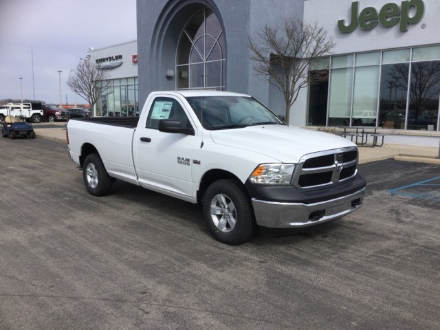 2018 Ram 1500 Regular Cab 4x4, Pickup #18R198 - photo 7