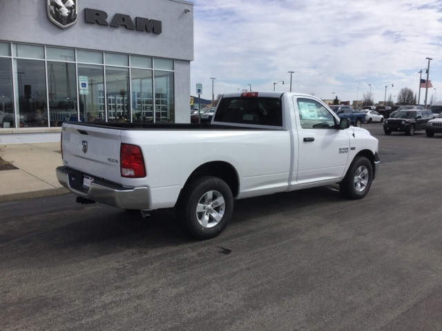 2018 Ram 1500 Regular Cab 4x4, Pickup #18R198 - photo 9