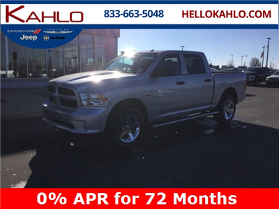 2018 Ram 1500 Crew Cab 4x4, Pickup #18R210 - photo 1