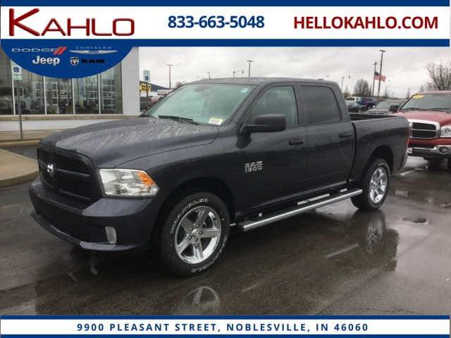 2018 Ram 1500 Crew Cab 4x4, Pickup #18R228 - photo 1