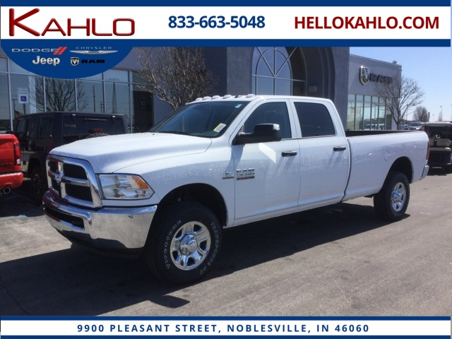 2018 Ram 3500 Crew Cab 4x4, Pickup #18R232 - photo 1