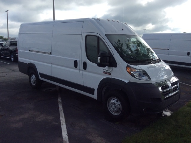 2018 ProMaster 3500 High Roof FWD,  Empty Cargo Van #18R245 - photo 4