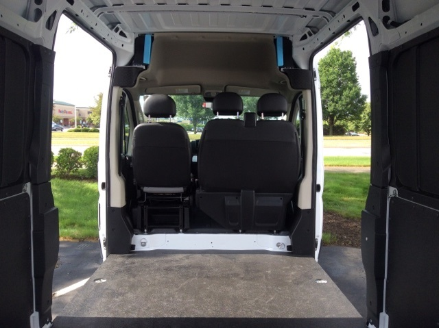 2018 ProMaster 3500 High Roof FWD,  Empty Cargo Van #18R245 - photo 2