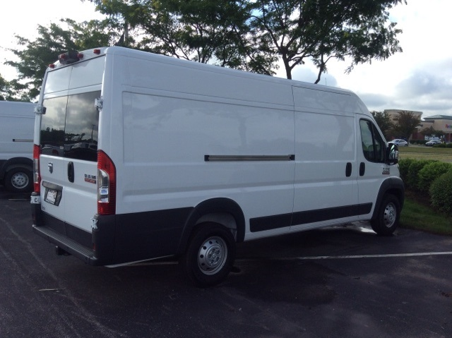 2018 ProMaster 3500 High Roof FWD,  Empty Cargo Van #18R245 - photo 5
