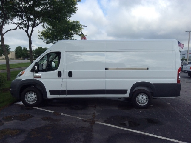 2018 ProMaster 3500 High Roof FWD,  Empty Cargo Van #18R245 - photo 8