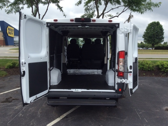 2018 ProMaster 1500 Standard Roof FWD,  Empty Cargo Van #18R247 - photo 2