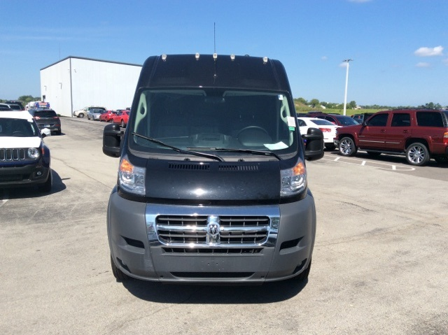 2018 ProMaster 3500 High Roof FWD,  Empty Cargo Van #18R252 - photo 3