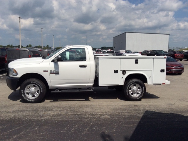2018 Ram 2500 Regular Cab 4x4,  Knapheide Service Body #18R295 - photo 11