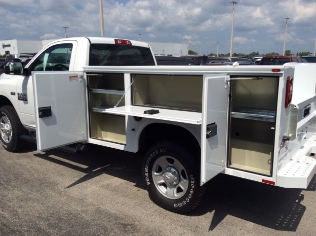 2018 Ram 2500 Regular Cab 4x4,  Knapheide Service Body #18R295 - photo 14