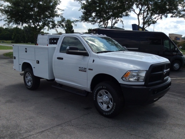 2018 Ram 2500 Regular Cab 4x4,  Knapheide Service Body #18R295 - photo 5