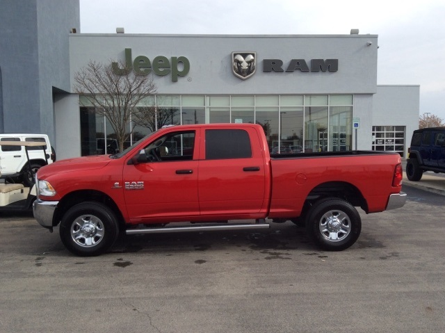 2018 Ram 2500 Crew Cab 4x4,  Pickup #18R421 - photo 9