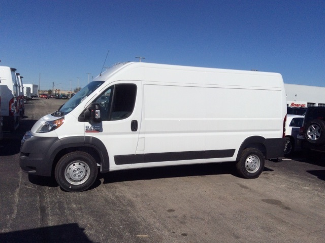 2018 ProMaster 2500 High Roof, Cargo Van #18R85 - photo 3