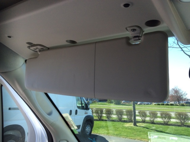 2018 ProMaster 2500 High Roof, Cargo Van #18R85 - photo 35
