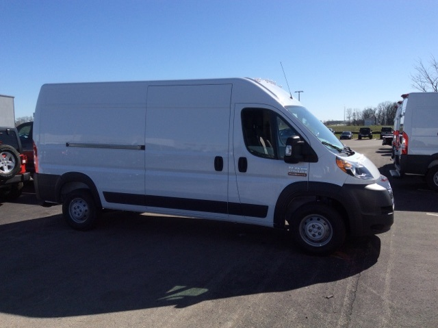 2018 ProMaster 2500 High Roof, Cargo Van #18R85 - photo 5