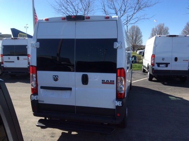 2018 ProMaster 2500 High Roof, Cargo Van #18R85 - photo 8