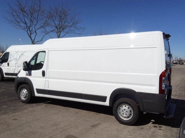 2018 ProMaster 2500 High Roof, Cargo Van #18R85 - photo 9