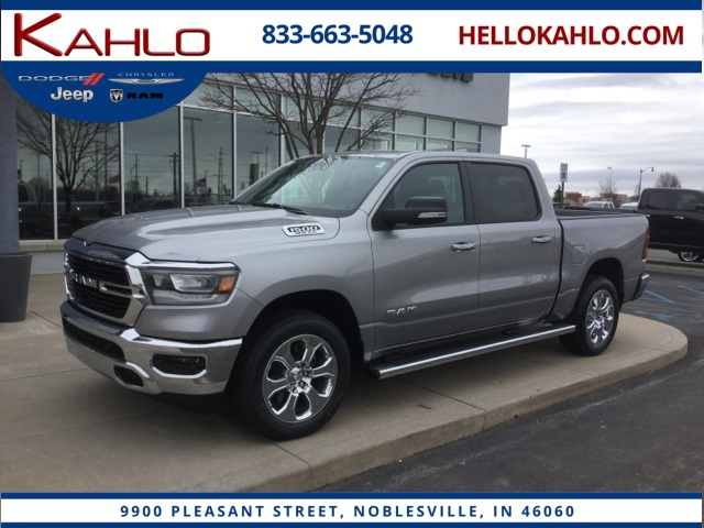 2019 Ram 1500 Crew Cab 4x4,  Pickup #19R1 - photo 1