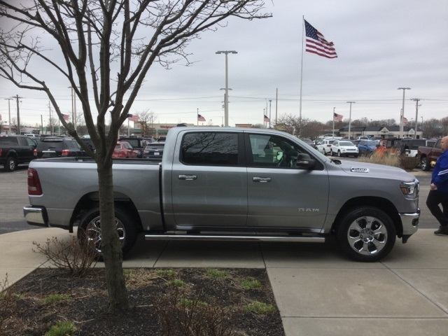 2019 Ram 1500 Crew Cab 4x4,  Pickup #19R1 - photo 9