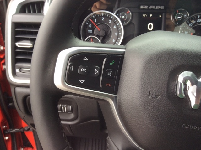 2019 Ram 1500 Crew Cab 4x4,  Pickup #19R109 - photo 34