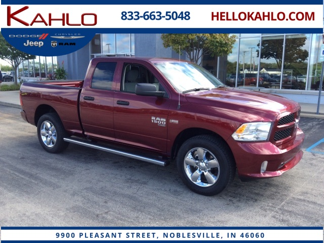 2019 Ram 1500 Quad Cab 4x4,  Pickup #19R120 - photo 1