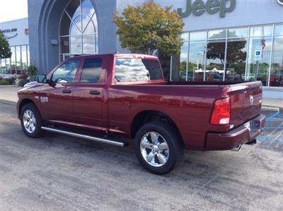2019 Ram 1500 Quad Cab 4x4,  Pickup #19R120 - photo 2